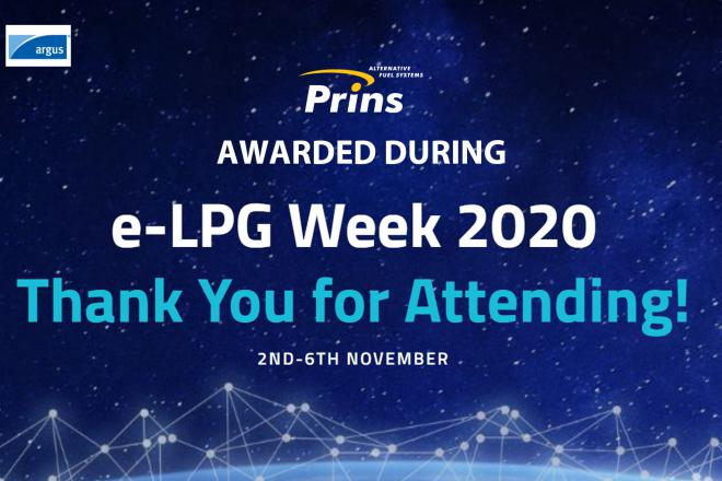 Prins awarded GTC 2020 and Argus 2020